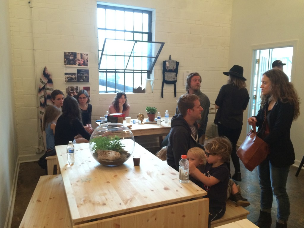 hex coffee release party