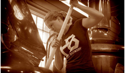 Meet Charlotte's only female brewer, Alexa Long