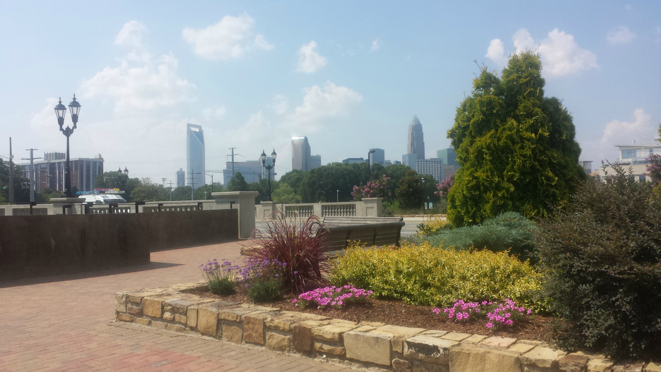 Where to head in Charlotte when you can't get out of yours