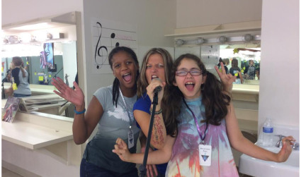 Empowerment, encouragement and Rock n' Roll. Have you heard of Girls Rock Charlotte?