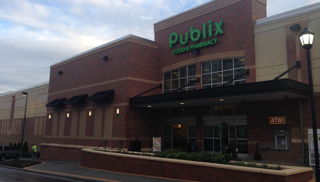 South End is getting a Starbucks — inside the Publix