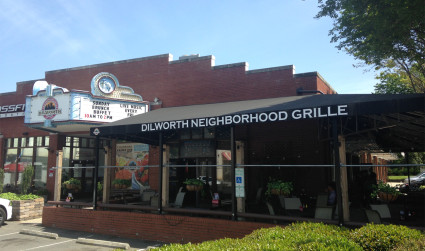 Dilworth Neighborhood Grille's patio got a facelift… and it's paying off
