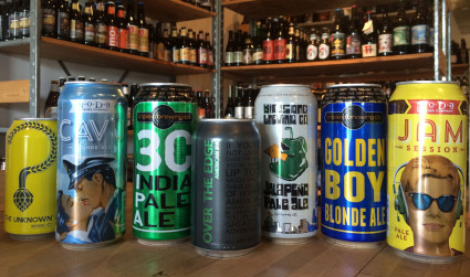 The rise in popularity of beer cans and the local designers creating them
