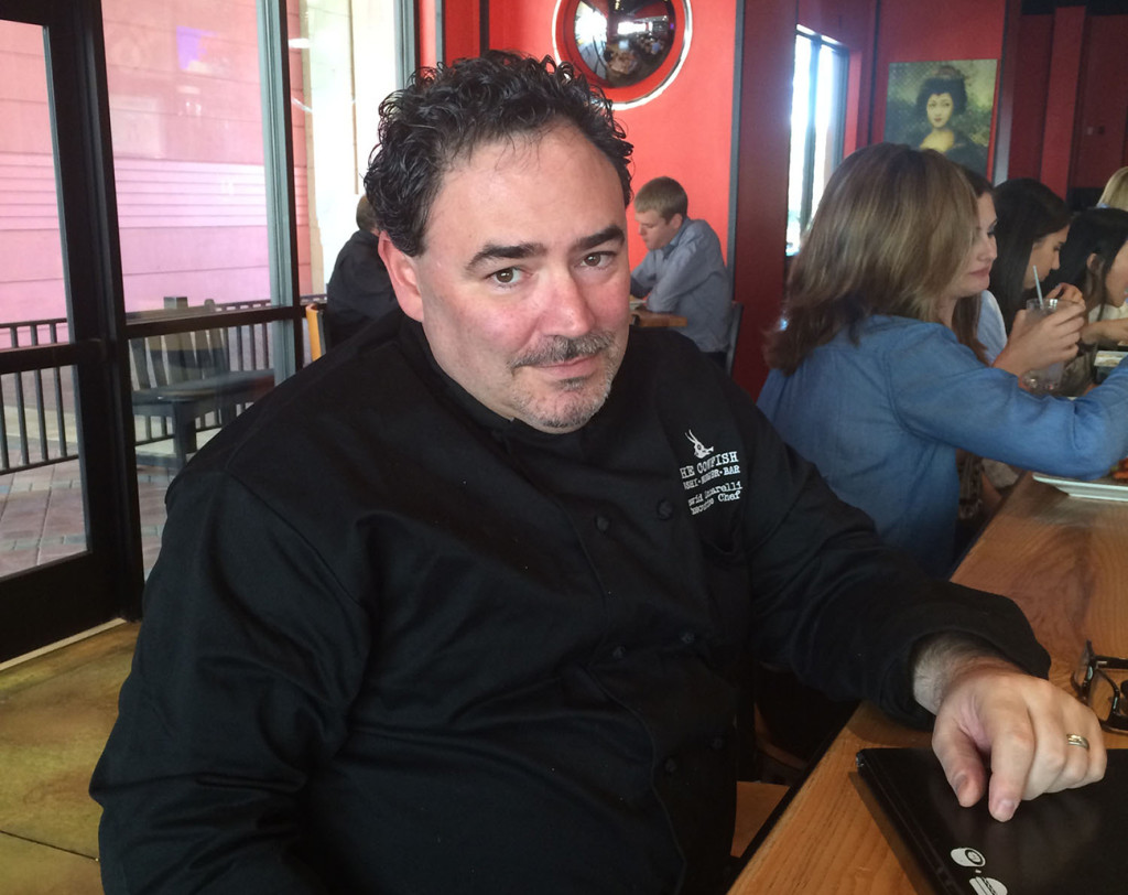 Behind the Kitchen: A conversation with David Lucarelli from The Cowfish