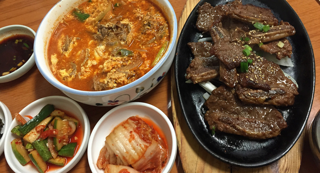 Here's where to find Korean food in Charlotte