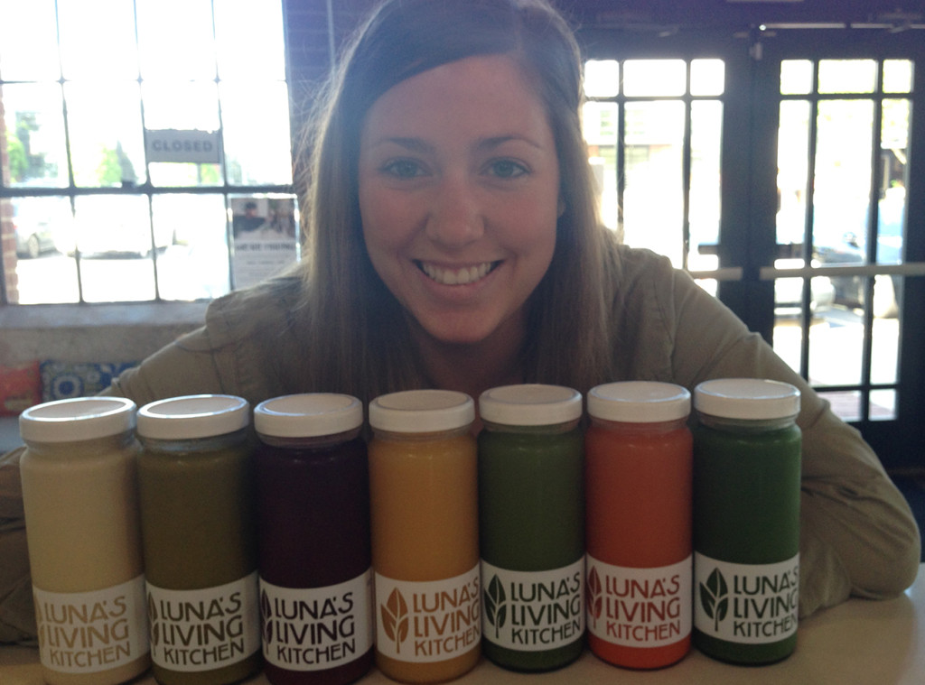 What happens when a vegetable hater attempts the Luna Juice Cleanse