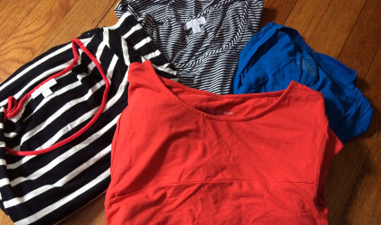 Pregnant in Charlotte (Part 2): Shopping for maternity wear