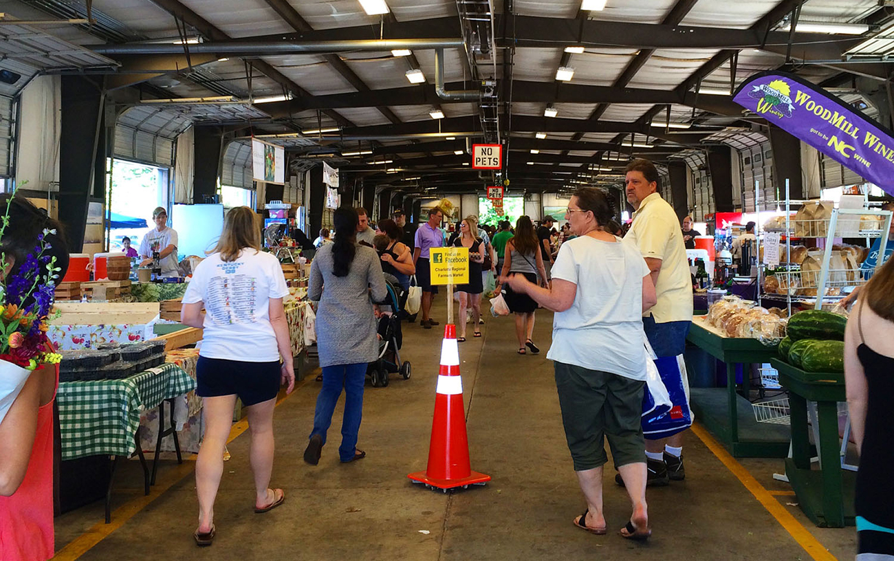 Know your farmer: A tour of the top 7 farmers markets in the Charlotte area