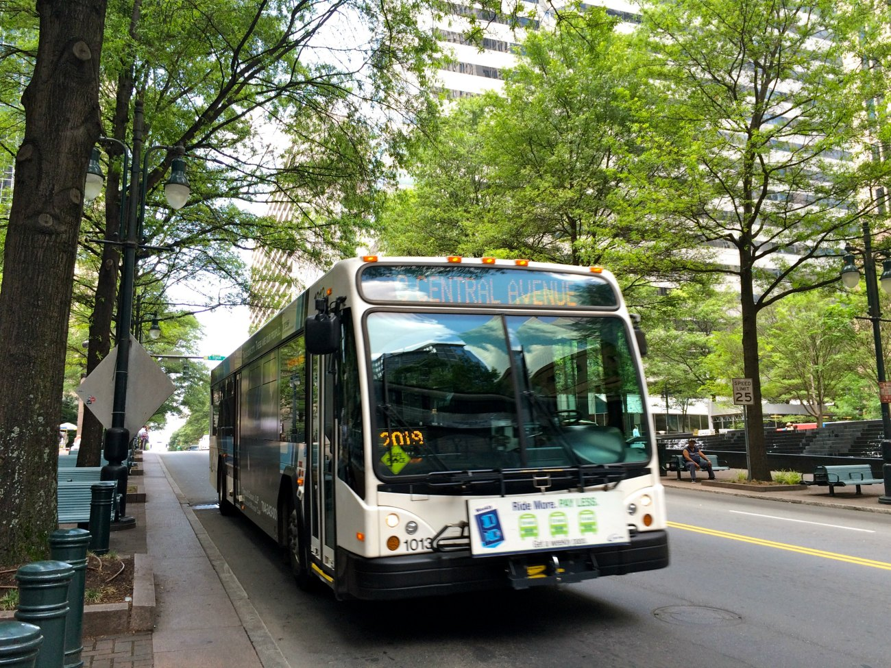 What goals do you have for Charlotte transportation in the next 10 years?