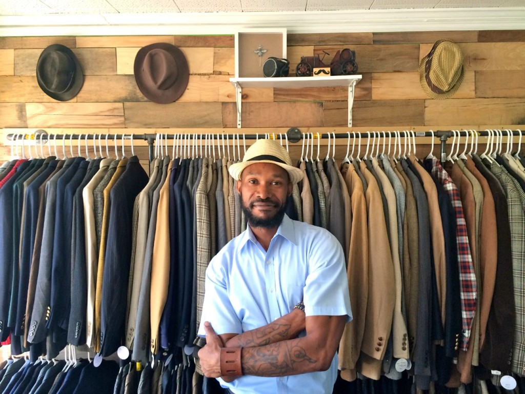 House of LeMond curates second-hand fashion so you can stay dapper, my friend