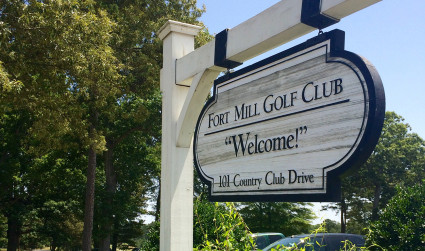 Tired of 6-hour golf rounds? Tee it up at Fort Mill Golf Club