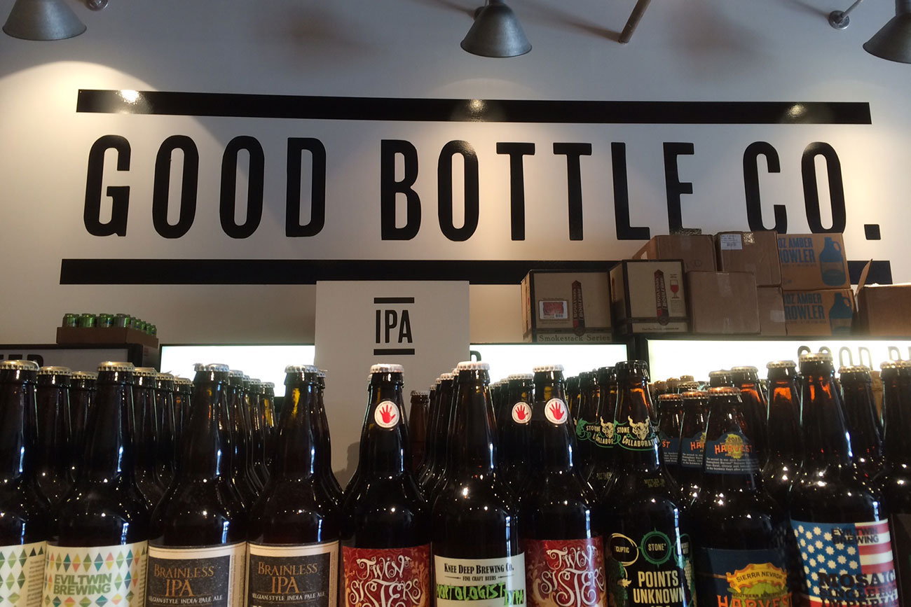 Chris Hunt, owner of Good Bottle Co, combines 4 Charlotte offerings to create winning event