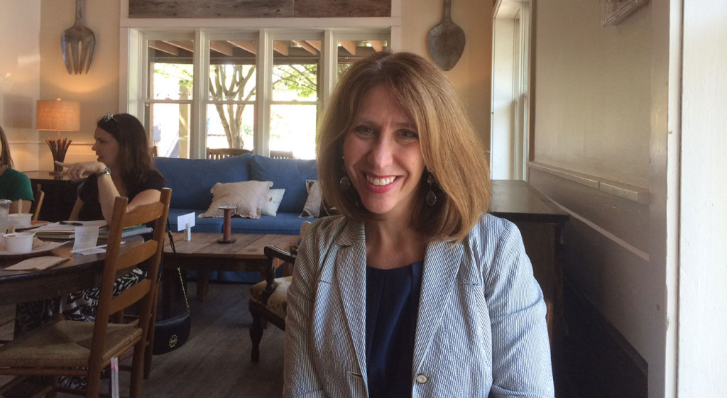 15 love (and business) lessons I learned from lunch with matchmaker Laurie Berzack
