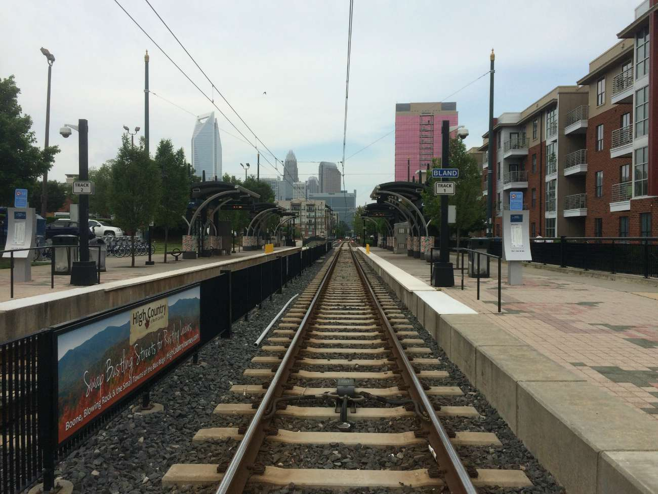 15 stops along the Charlotte Rail Trail and 3 sample itineraries to explore