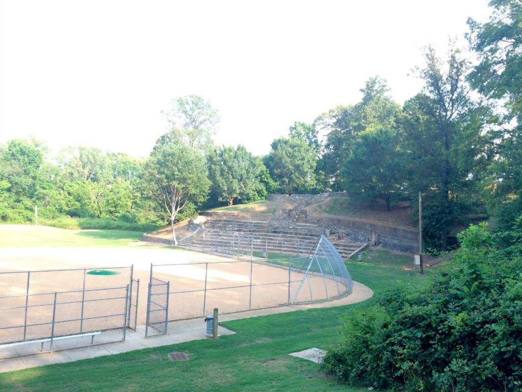 Charlotte ranks a dismal 78 out of the top 100 US cities for recreation