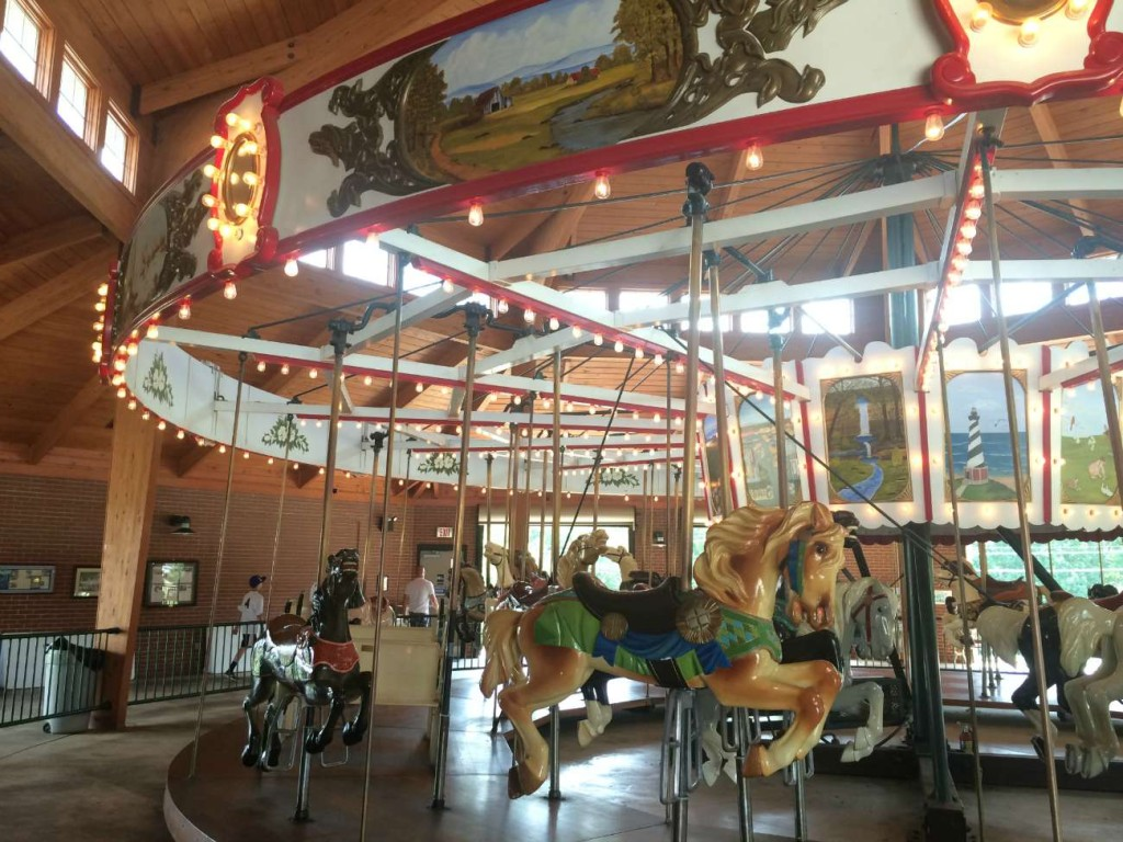 Shelby Carousel