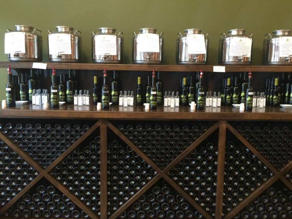 Uptown Olive Oils Shelby