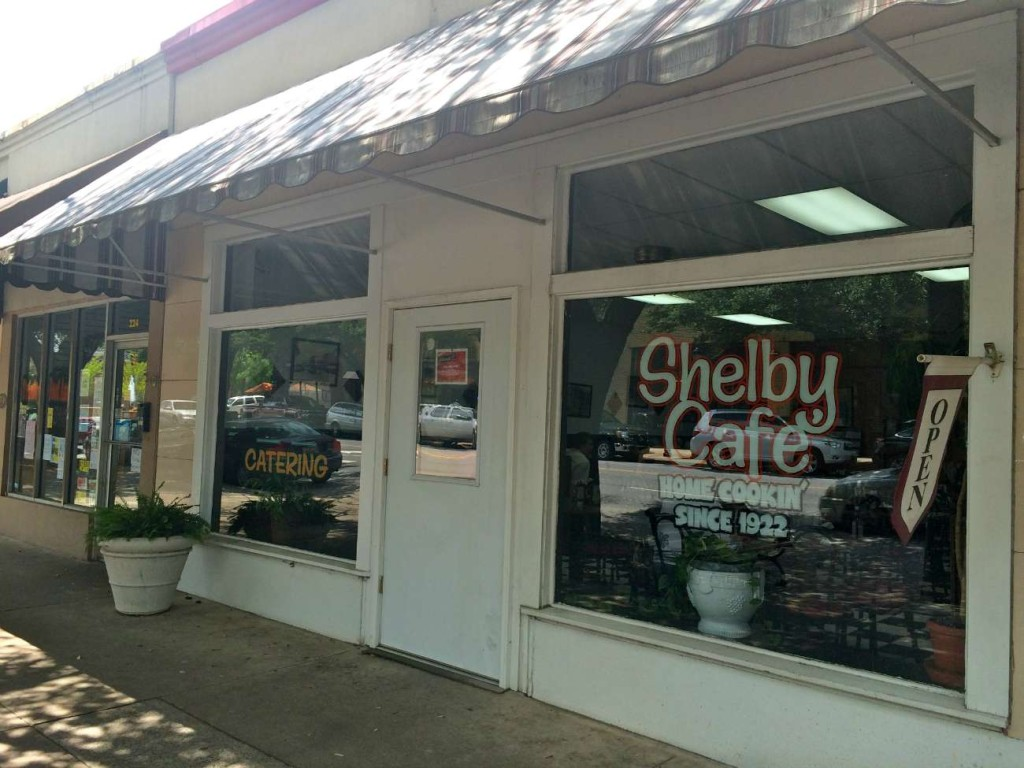 Shelby Cafe NC