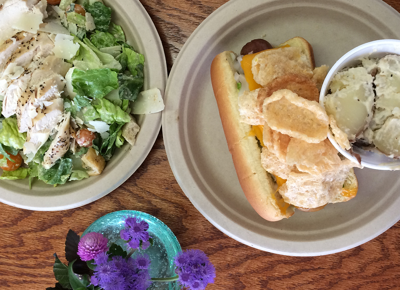 Why you should be driving to Waxhaw, NC right now: My lunch at Provisions Food & Drink