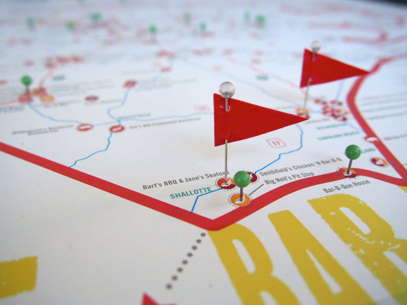EDIA turns every day into an adventure with printed maps in a digital world