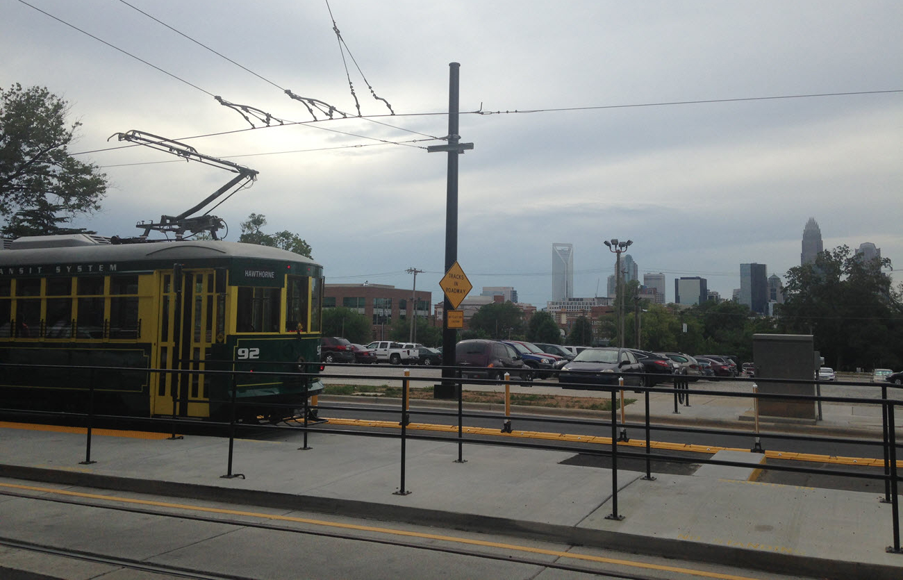 Why trolleys matter to Charlotte