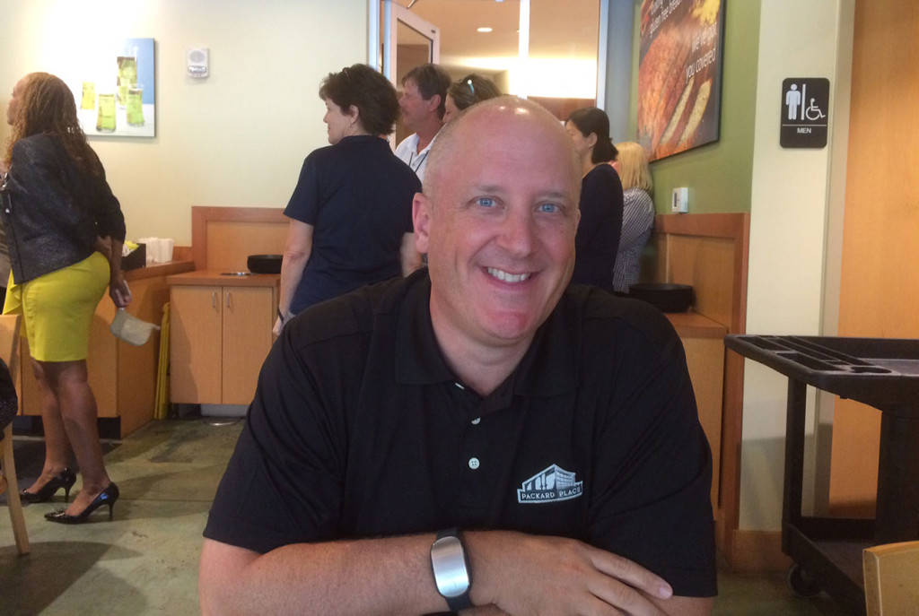 Work Life of Dan Roselli, Co-Founder of Packard Place
