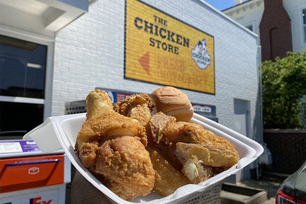 Top 10 fried chicken spots in Charlotte - Axios Charlotte
