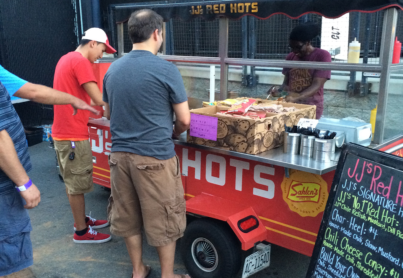 Fillmore Craft Beer Summer Sessional food truck round up