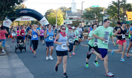 Rock & Read 5K: Run for your library