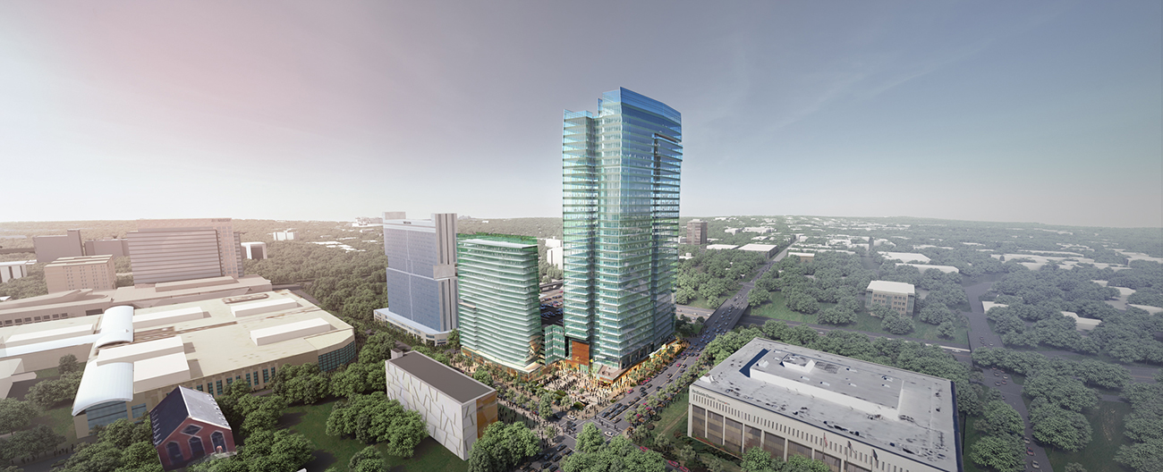 Tryon Place: Uptown Charlotte's most transformative project