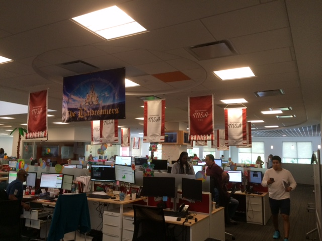 red ventures offices