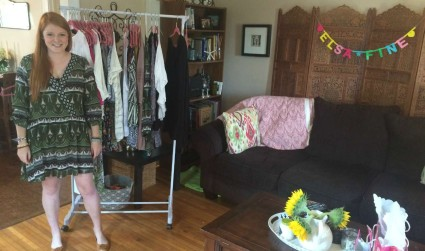 Elsa Fine makes online shopping personal with in-home style sessions