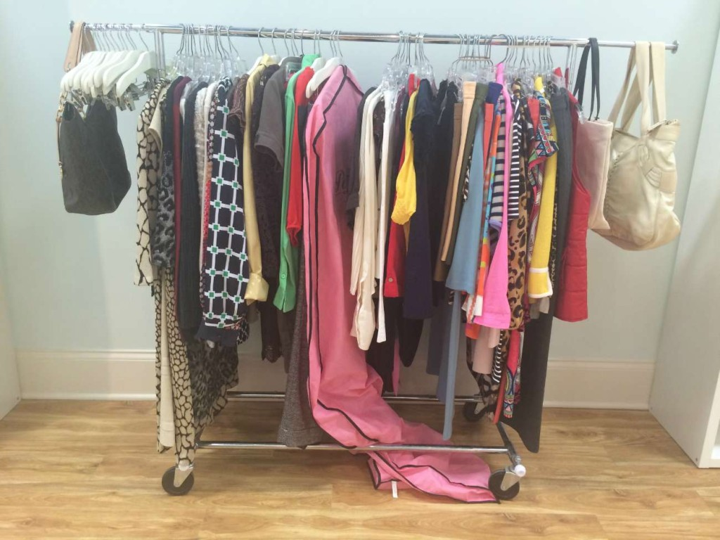 Upscale consignment boutique Nouveaux opening next week in Ballantyne