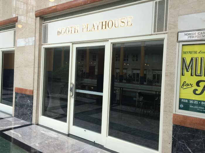 Booth Playhouse Charlotte