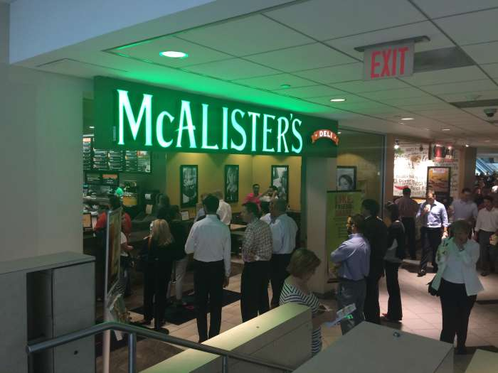 McAlister's Uptown
