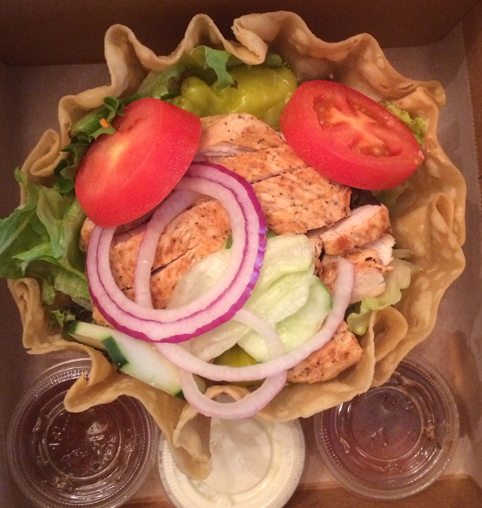 Showmars-Greek-Salad-with-chicken-in-a-shell