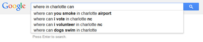 Where-In-Charlotte-Google-Search