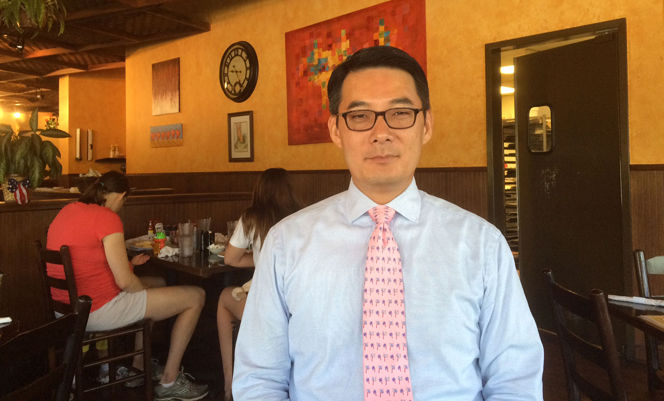 Work Life of Hyong Yi, Assistant City Manager of Charlotte