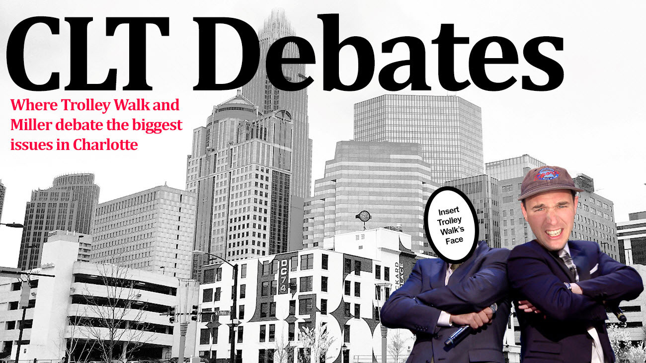 CLT Debates: The best places to watch football in the city
