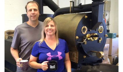 Black Powder Coffee is educating Lake Norman about craft beans