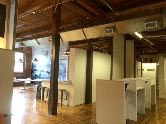 main office industry coworking charlotte