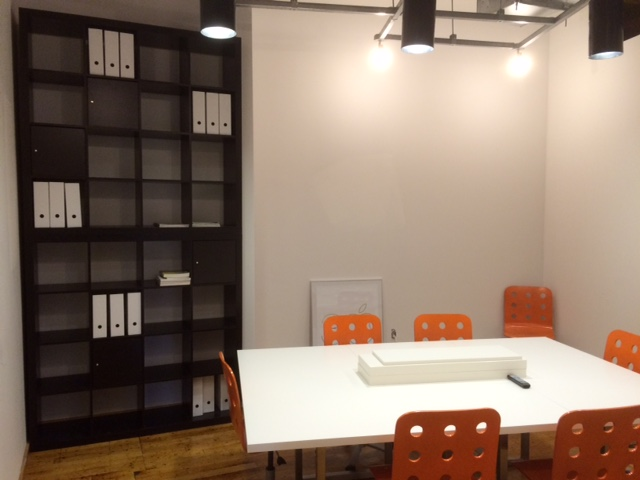 conference room industry coworking