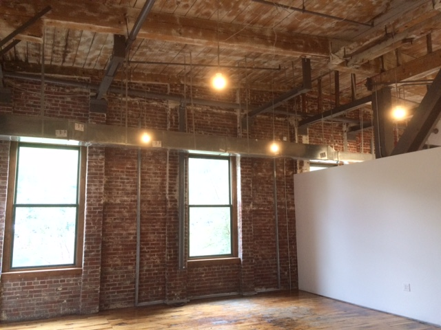 new offices at industry coworking