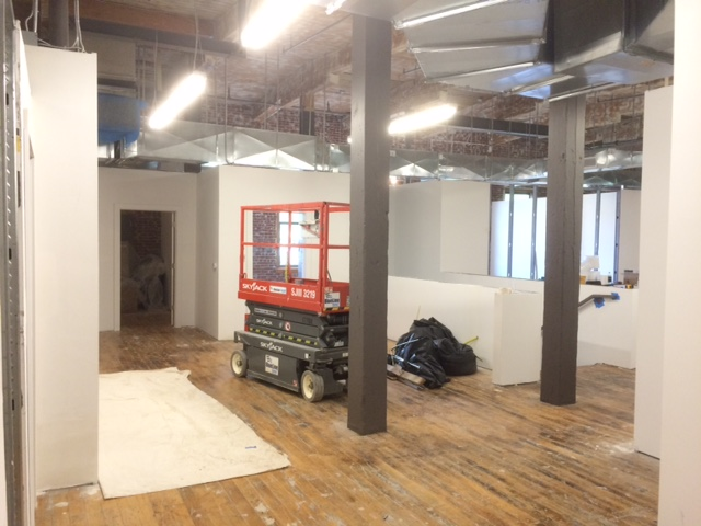 new space at industry charlotte