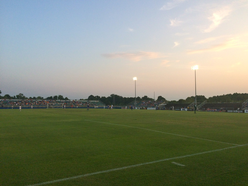 Have you been to a Charlotte Independence game? Here's what to expect