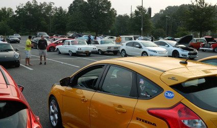 Have you been to Cars and Coffee? If not, here's what you're missing