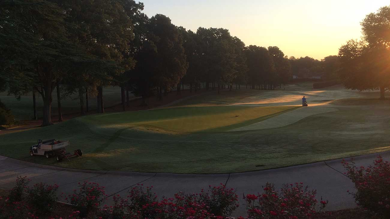 21 private golf courses within 30 miles of Uptown Charlotte