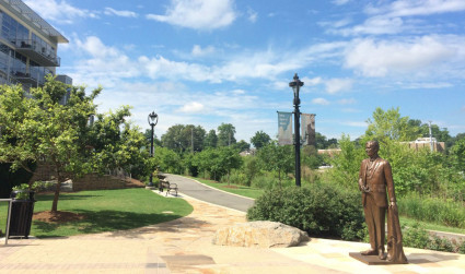 City Smart: 50 miles of greenway by 2020 to Fortune 500 companies in Charlotte