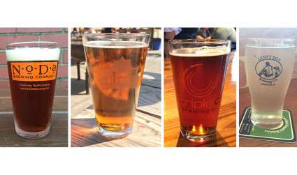 The Great Pumpkin Beer Crawl: Your guide to Charlotte's seasonal autumn beers