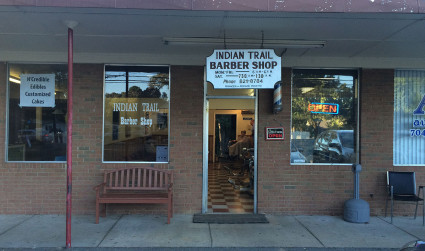 An old-school barbershop and 13 other things to know about Indian Trail